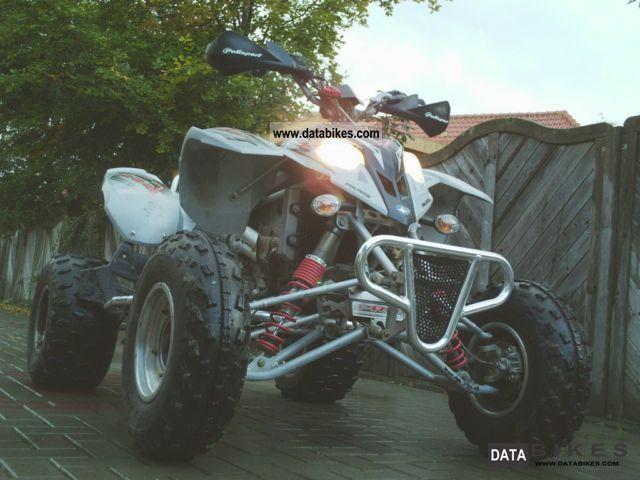 2004 Polaris  Predator Motorcycle Quad photo
