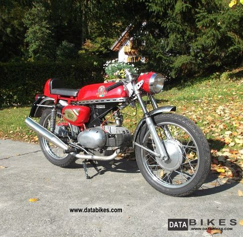 Motobi  SS 125 \ 1971 Vintage, Classic and Old Bikes photo