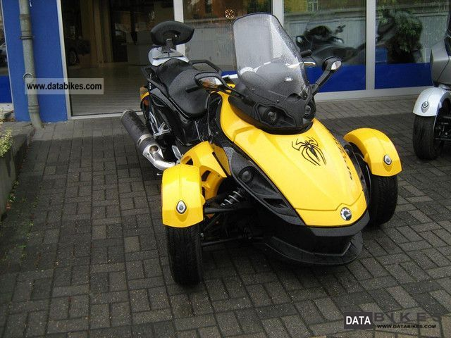 2008 can am rs sm5 with used vehicle warranty 2008 Can-Am Spyder Rims 2008 Can-Am Spyder Rims