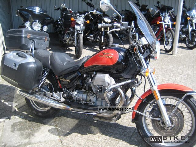 1996 Moto Guzzi  Calfornia Motorcycle Motorcycle photo