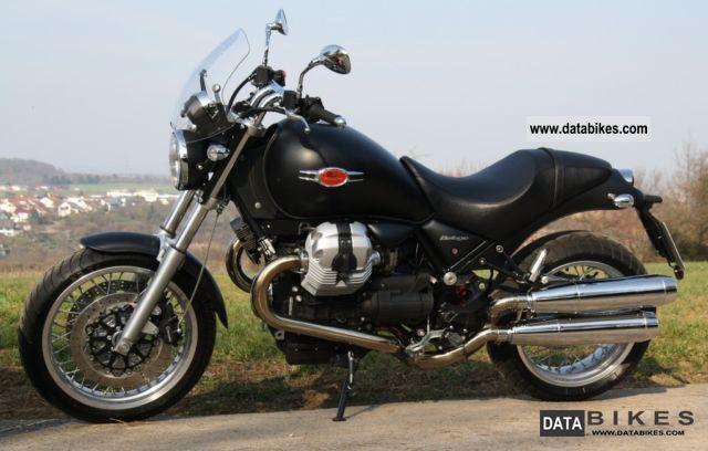 2009 Moto Guzzi  Bellagio Motorcycle Chopper/Cruiser photo