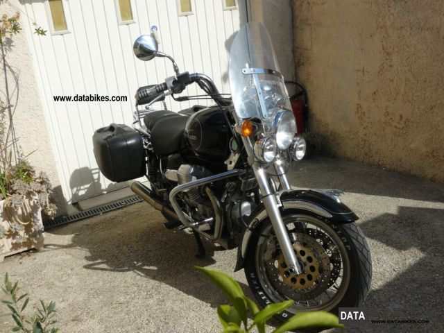 1999 Moto Guzzi  Moto Guzzi Motorcycle Motorcycle photo