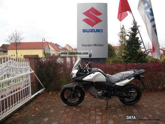 Suzuki  DL 650 2012 Enduro/Touring Enduro photo