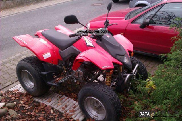 2006 Derbi  DRX 250 Motorcycle Quad photo