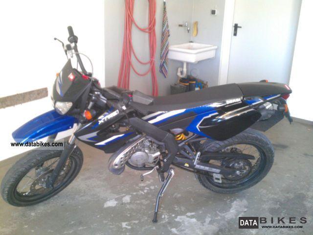 2008 Derbi  Senda Motorcycle Motor-assisted Bicycle/Small Moped photo