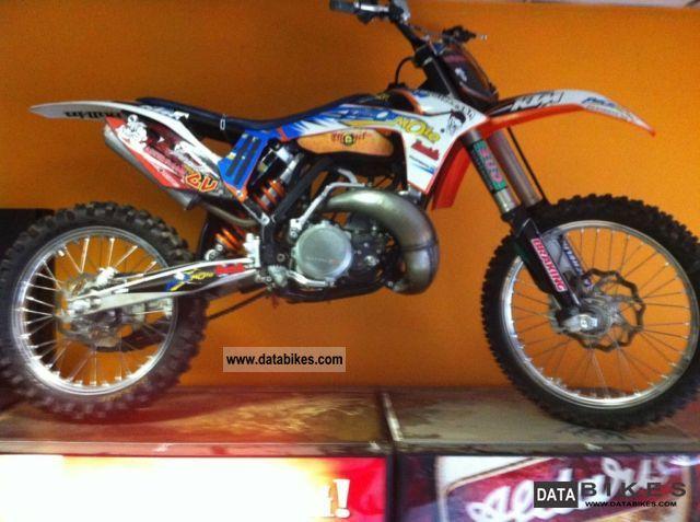 2011 KTM  FMX250 Motorcycle Dirt Bike photo