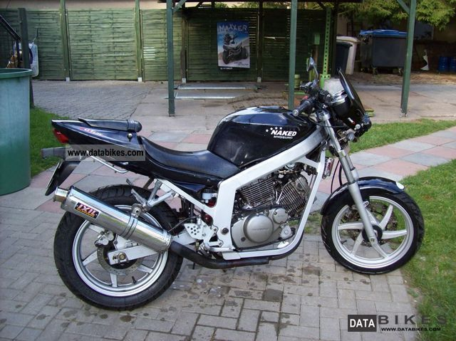 2005 Hyosung  Naked Motorcycle Lightweight Motorcycle/Motorbike photo