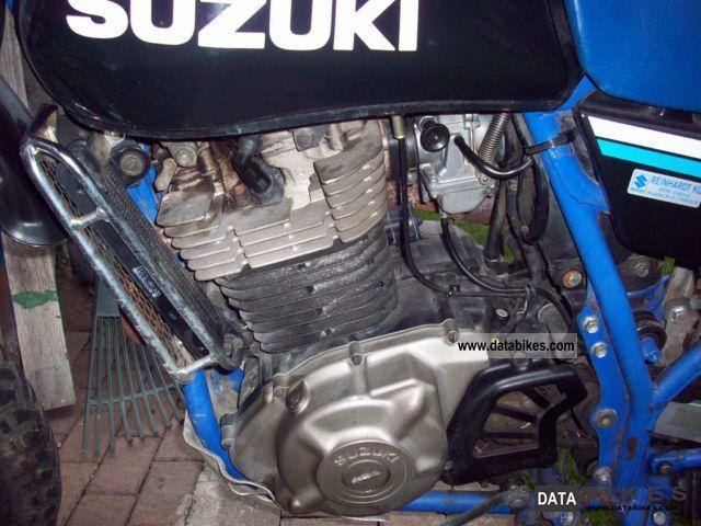 1991 Suzuki DR 600 SN 41 A