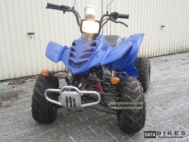 2011 Zhongyu  quad Motorcycle Quad photo