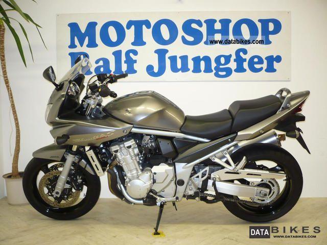 2008 Suzuki  GSF 120SA Motorcycle Sport Touring Motorcycles photo