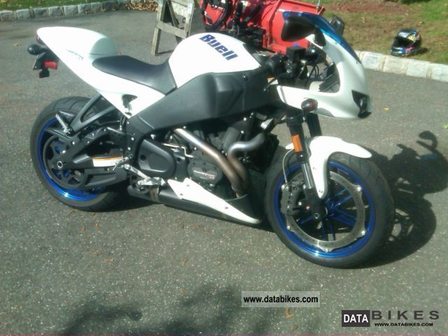2009 Buell  XB12R Motorcycle Motorcycle photo