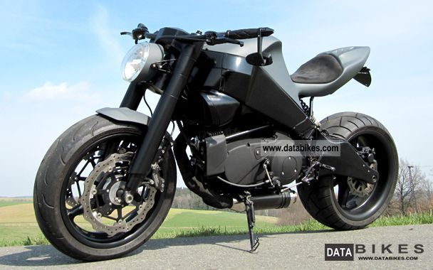 2010 Buell  XX12S Motorcycle Motorcycle photo