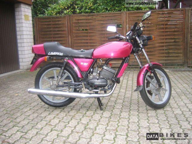 1981 Zundapp  Zündapp laverda 125 Motorcycle Motorcycle photo