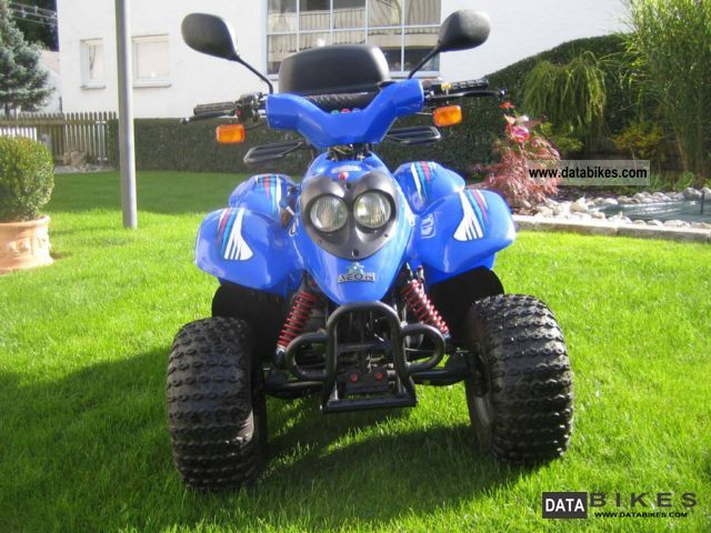 2004 Aeon  Cobra 50 Motorcycle Quad photo