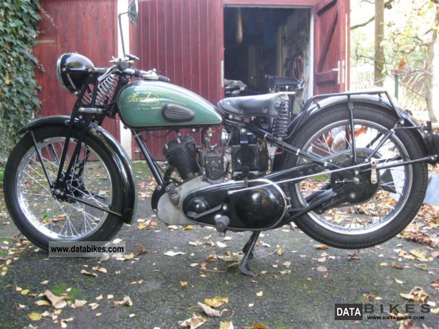 Other  Sarolea AS 38 1938 Vintage, Classic and Old Bikes photo
