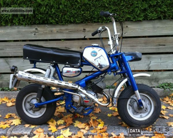 Benelli  Mini Bike 1 1971 Vintage, Classic and Old Bikes photo