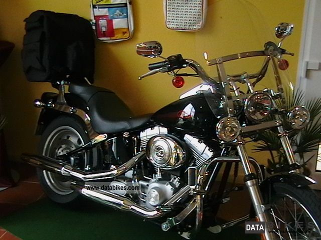 2012 Harley Davidson  SOFTAIL Motorcycle Motorcycle photo