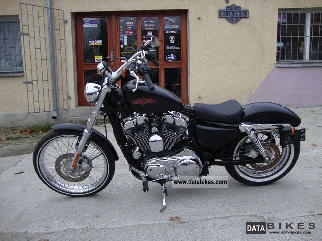 2012 Harley Davidson  Sportster XL1200V Seventy-Two Motorcycle Chopper/Cruiser photo