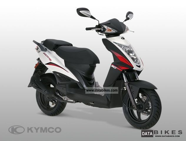 2012 Kymco  Agility Motorcycle Scooter photo