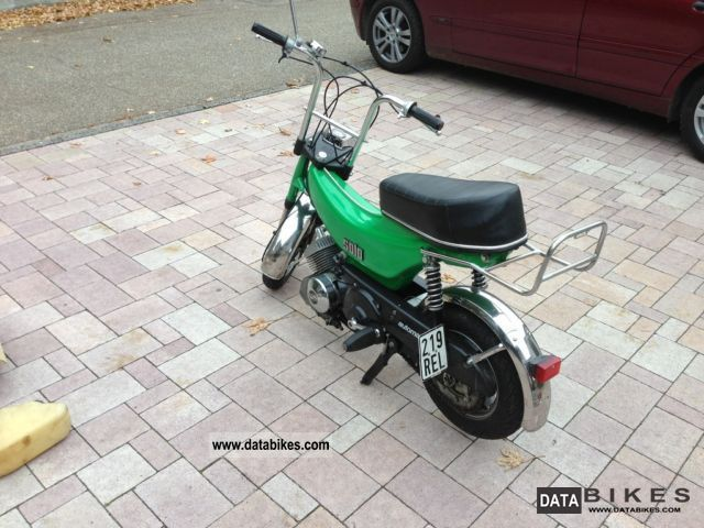 1981 Zundapp  Zündapp Solo City Bike Motorcycle Motor-assisted Bicycle/Small Moped photo
