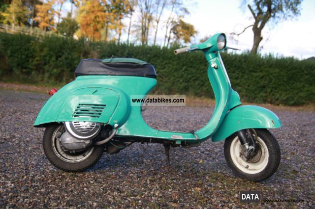 Vespa  50N V5A1T 1970 Vintage, Classic and Old Bikes photo