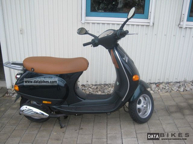 2006 vespa et2 et4 50 4 stroke. Black Bedroom Furniture Sets. Home Design Ideas