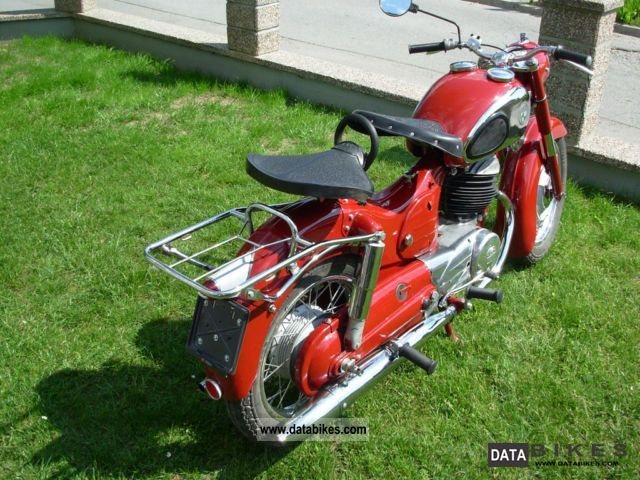 Puch  SG 250 1956 Vintage, Classic and Old Bikes photo