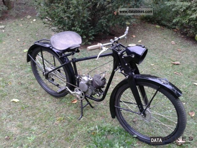 Herkules  212 1950 Vintage, Classic and Old Bikes photo