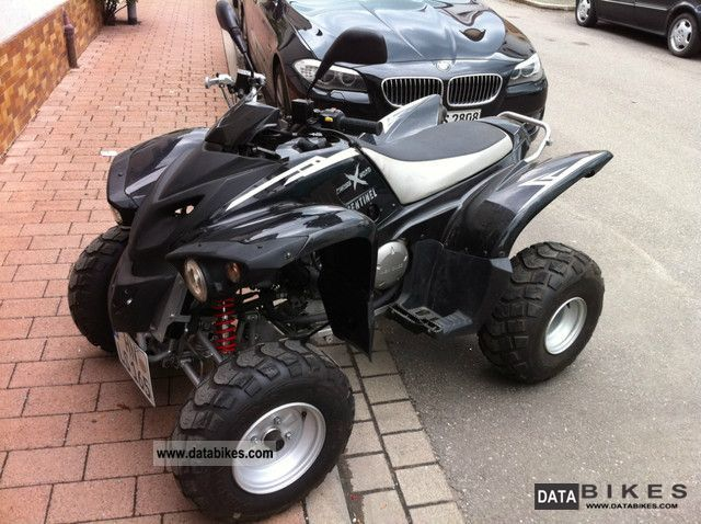 2006 Herkules  ADLY MOTO ATV 220 \ Motorcycle Quad photo
