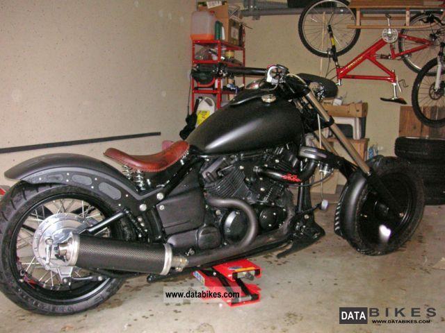 1996 Yamaha  Dragster xvs Motorcycle Chopper/Cruiser photo