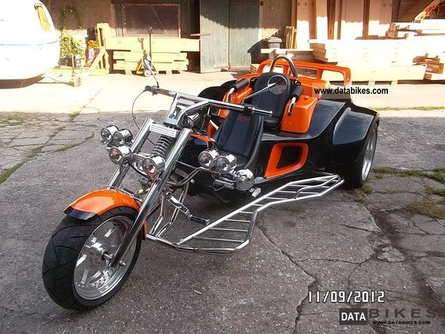 2009 Rewaco  RF 1 Motorcycle Trike photo