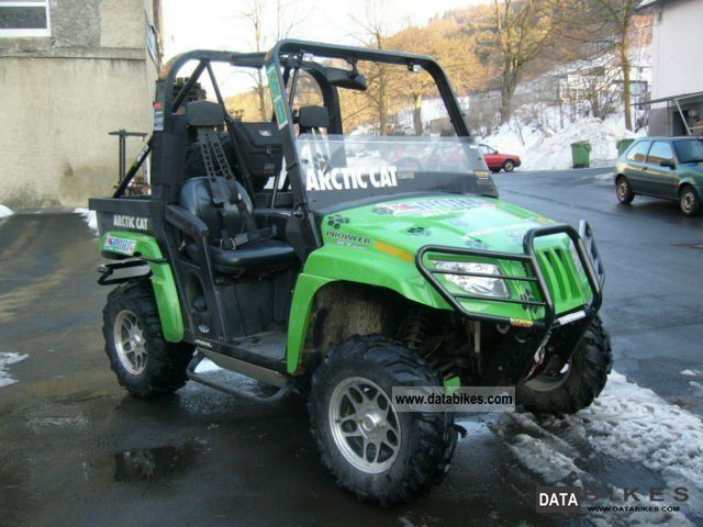 Arctic Cat  Prowler XT 650 2007 Quad photo