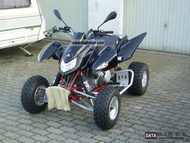 2008 Triton  Baja Motorcycle Quad photo