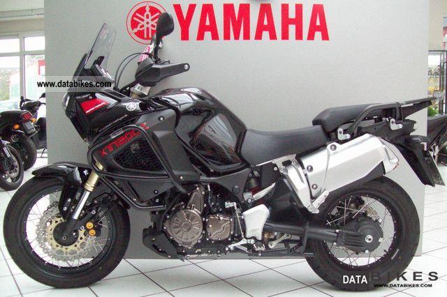 2012 Yamaha  XT 1200 Z Super Tenere 2011 ABS black Motorcycle Motorcycle photo