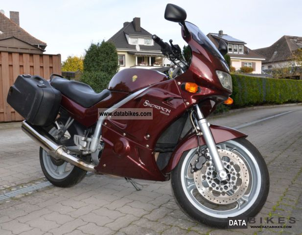1997 Mz  Scorpio Travellerspoint Motorcycle Motorcycle photo