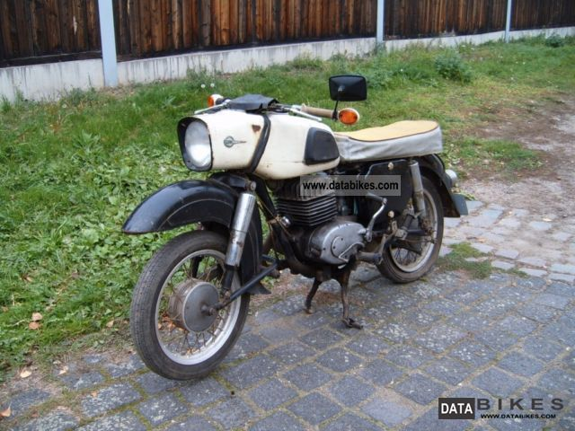 Mz  MZ ES 250/2 with letter 1972 Vintage, Classic and Old Bikes photo