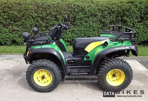 2004 Can Am  Traxter 500 4x4 Bombardier Motorcycle Quad photo