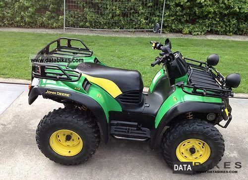2004 Can Am Traxter 500 4x4 Bombardier