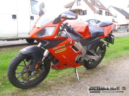 2004 Derbi  GPR 125 HU / AU New! throttled to 11KW Motorcycle Lightweight Motorcycle/Motorbike photo