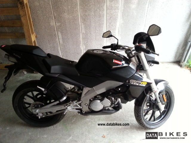 2009 Derbi  Nude Motorcycle Motorcycle photo