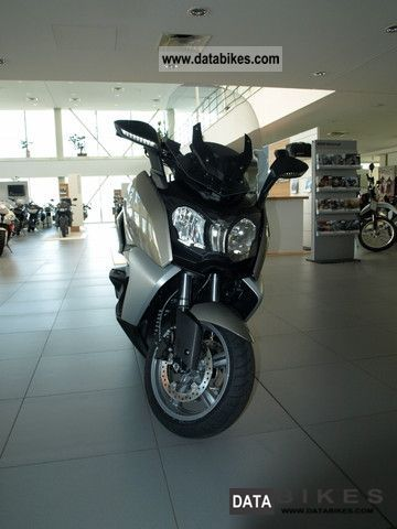 BMW  C650GT 2012 Scooter photo