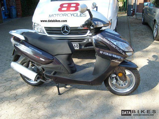 2012 Rivero  Phoenix 125 TOP ROLLER / TOP PRICE Motorcycle Scooter photo