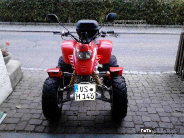 2005 Seikel  RAM MAGNA STINGER Skyhawk Barossa Blazers Motorcycle Quad photo