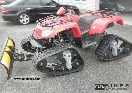 2011 Arctic Cat  550 H1 EFI Motorcycle Other photo