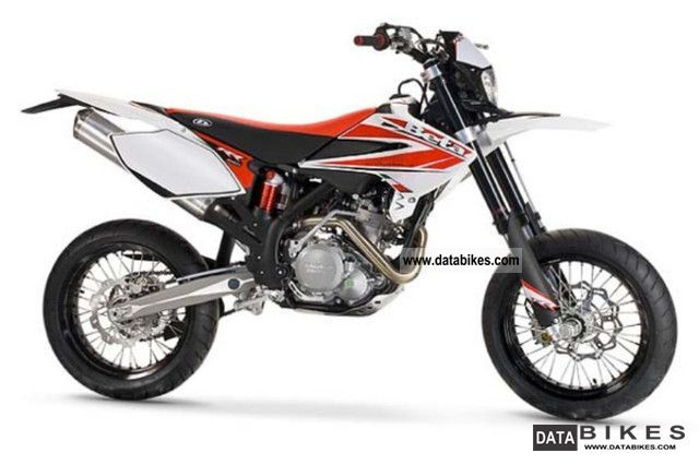 2012 Beta  RR 525 (2009) Motorcycle Super Moto photo