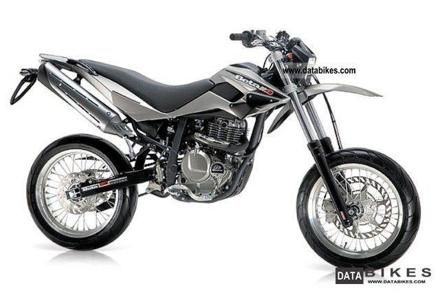 2012 Beta  M4 4T Motorcycle Super Moto photo