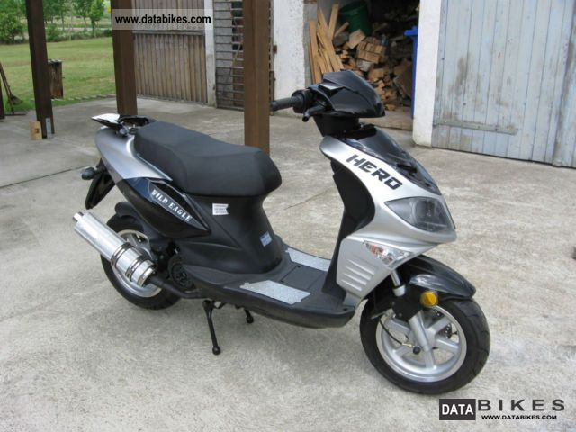 2012 Baotian  Heri125 Motorcycle Scooter photo