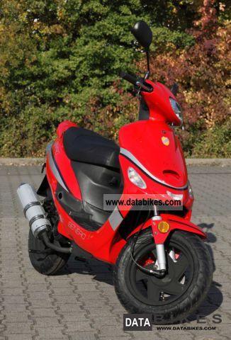 2012 Baotian  Speedy Motorcycle Scooter photo