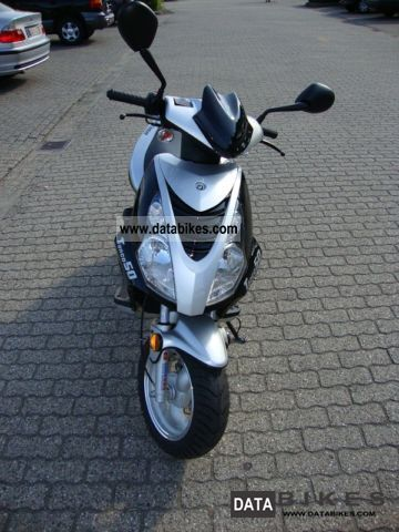 2009 Baotian  New Tanco Motorcycle Scooter photo