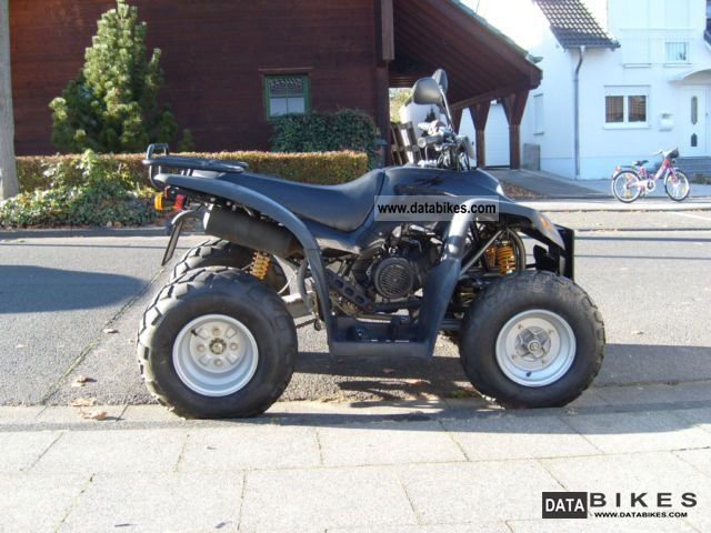 2009 Explorer  200 CF Motorcycle Quad photo